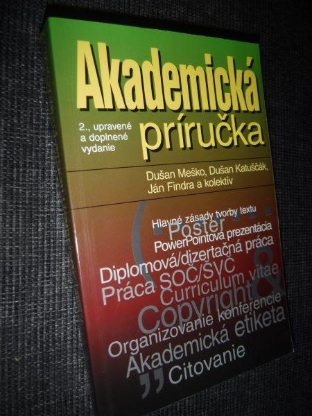 Akademická príručka