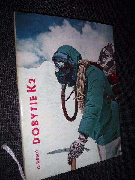 Dobytie K2
