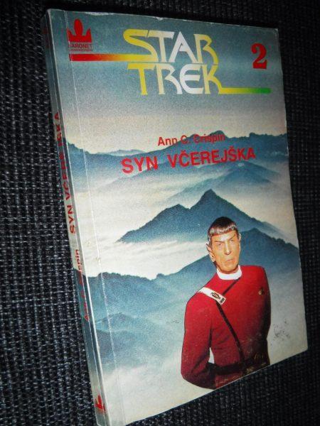 Star Trek 2. Syn včerejška