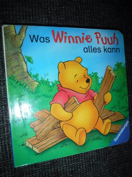 Was Winnie Puuh alles kann